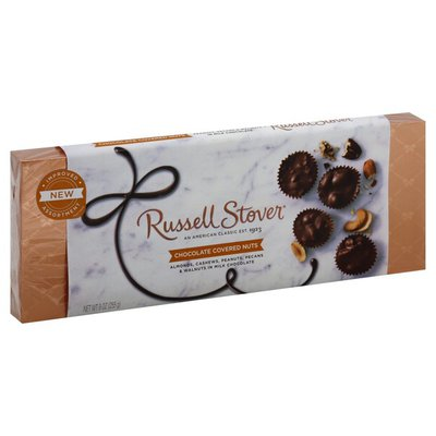 Russell Stover Chocolate Covered Nuts