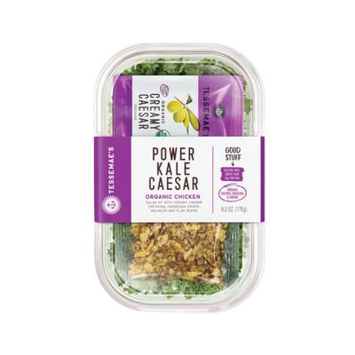 Tessemae's All Natural Power Kale Caesar Salad Kit