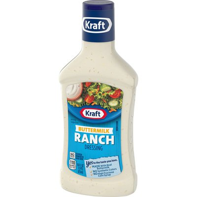 Kraft Buttermilk Ranch Salad Dressing