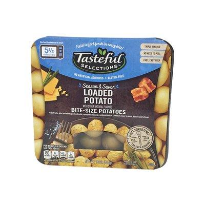 Potatoes, Loaded, Bite-Size