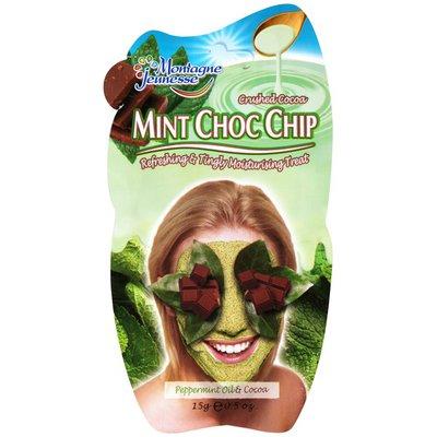 Montagne Jeunesse Mint Choc Chip Peppermint Oil & Cocoa Facial Mask