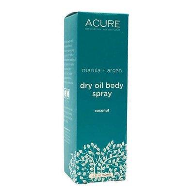 ACURE Dry Oil Body Spray, Coconut