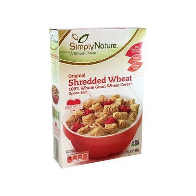 Simply Nature Original Shredded Wheat