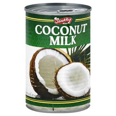 Shirakiku Coconut Milk
