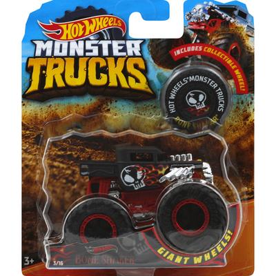 Hot Wheels Toy, Bone Shaker