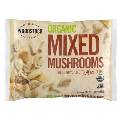 Woodstock Organic Shiitaki Mushrooms
