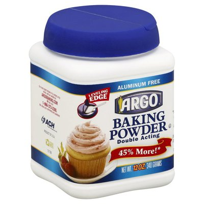 Argo Baking Powder, Double Acting