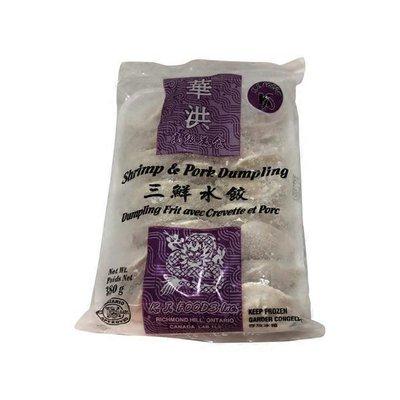 Kj Shrimp & Pork Foods Dumpling