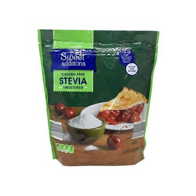 Sweet Additions Stevia No Calorie Sweetener