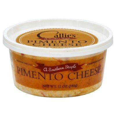 Callies Cheese, Pimento