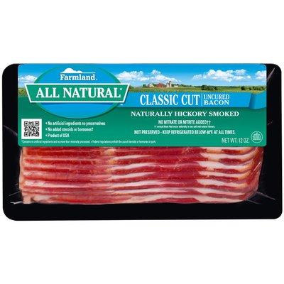 Farmland All Natural Classic Cut Uncured Bacon
