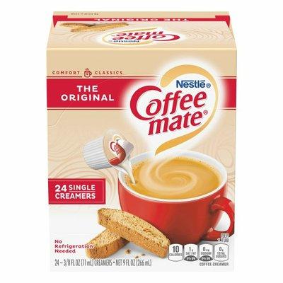 Coffee mate Original Liquid Coffee Creamer Singles