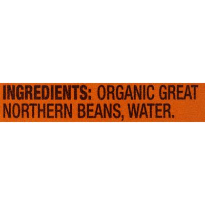 Westbrae Natural Organic Great Northern Beans