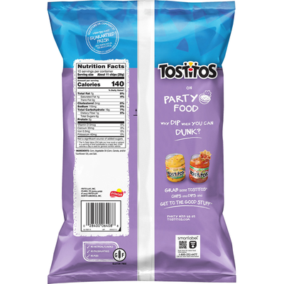 Tostitos Scoops Tortilla Chips