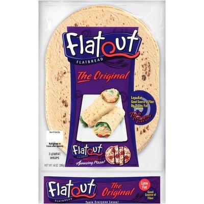 Flatout Classic White Flatbread