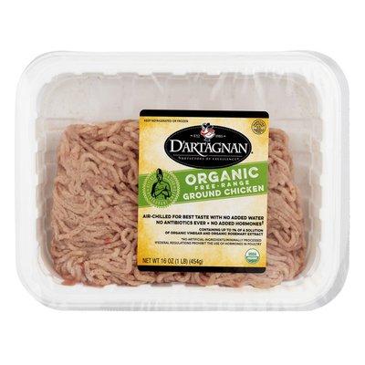D'Artagnan Organic Ground Chicken