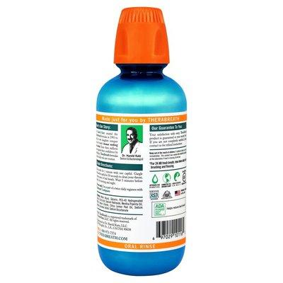 TheraBreath 24-Hour Fresh Breath Oral Rinse, Invigorating Icy Mint