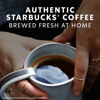 Starbucks French Roast Dark Roast Ground Coffee