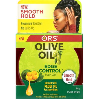 Ors Hair Gel, Edge Control, Smooth Hold