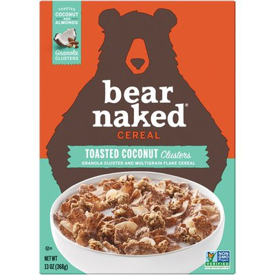 Bear Naked Toasted Coconut Clusters Cereal