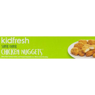 Kidfresh Chicken Nuggets, White Meat