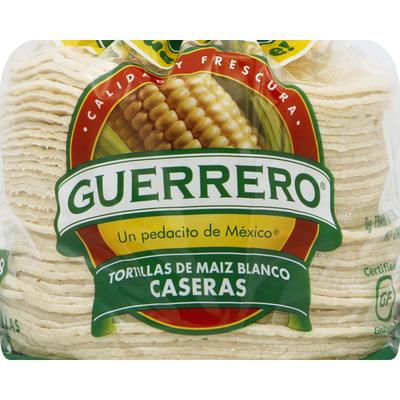 Guerrero Tortillas, Corn