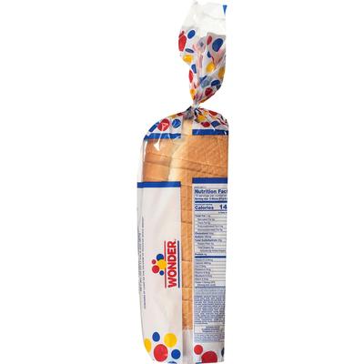 Wonder Bread Classic White Bread