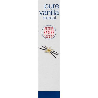 Food Lion Extract, Pure, Vanilla, Box