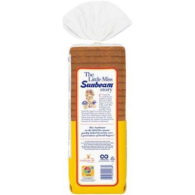 Sunbeam King Thin White Bread