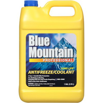 Mountain Country Long Life Antifreeze & Coolant