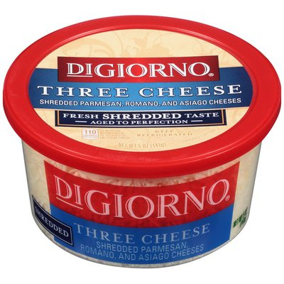 DiGiorno Shredded Three Cheese Blend Cheese