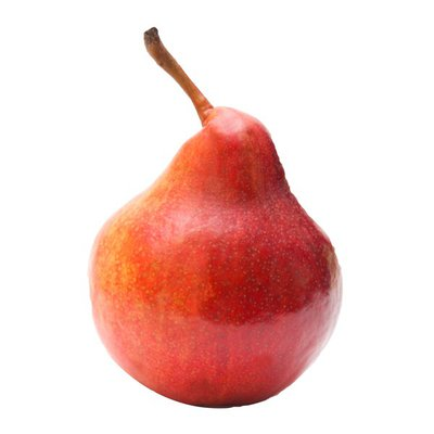 Organic Red Pear