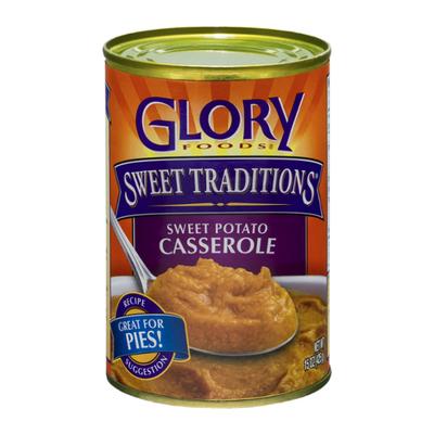 Glory Foods Seasoned Southern Style Sweet Potato Casserole