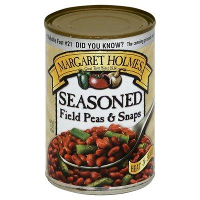Margaret Holmes Seasoned Field Peas and Snaps