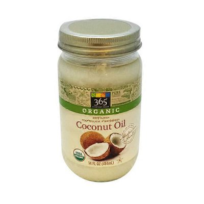 365 Organic Coconut Oil