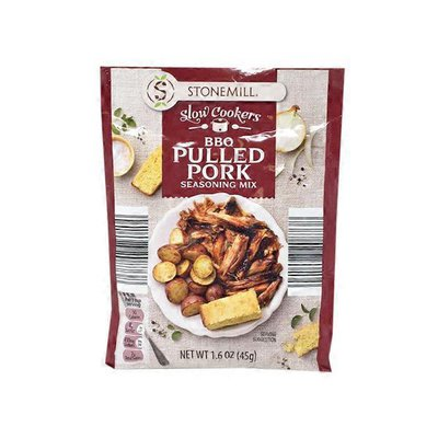 Stonemill Barbecue Pulled Pork Seasoning Mix