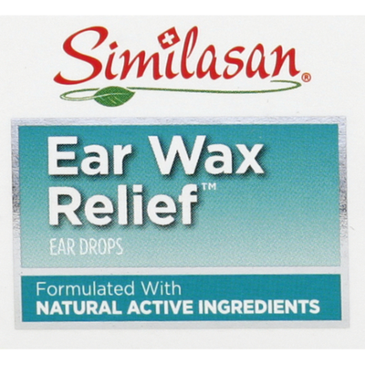 Similasan Ear Wax Relief, Ear Drops