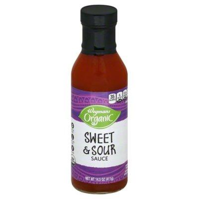 Wegmans Organic Sweet & Sour Sauce