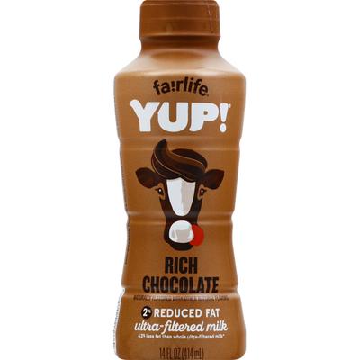fairlife Yup! Chocolate Milk Bottle