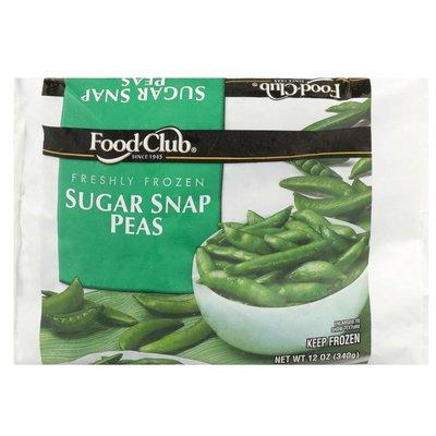 Food Club Freshly Frozen Sugar Snap Peas