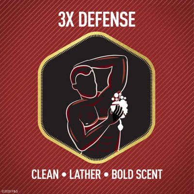 Old Spice Swagger Scent Of Confidence, Body Wash For Men