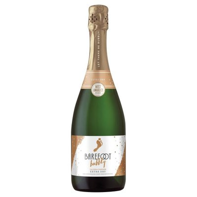 Barefoot Extra Dry Champagne Sparkling Wine