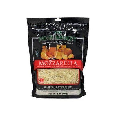 The Fresh Market Shredded Mozzarella Cheese