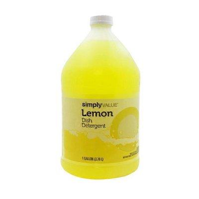 Simply Value Lemon Dish Detergent