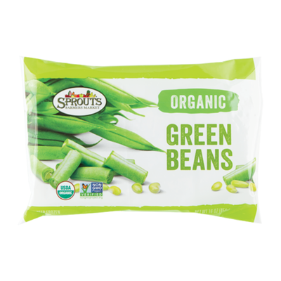 Sprouts Organic Green Beans