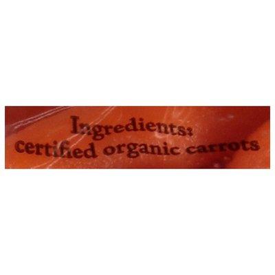 Organic Peeled Carrots