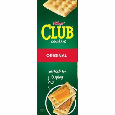 Kellogg's Club Crackers, Snack Crackers, Original
