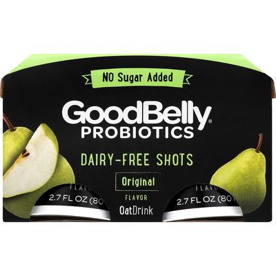 GoodBelly Oat Drink, Original Flavor