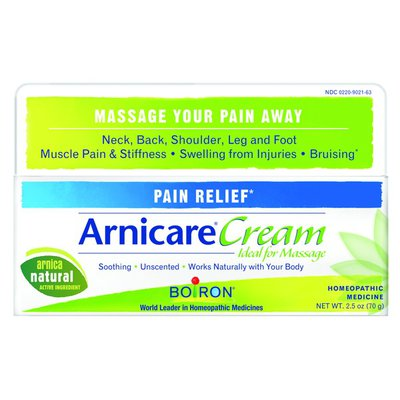 Boiron Arnicare Cream, Topical Pain Relief