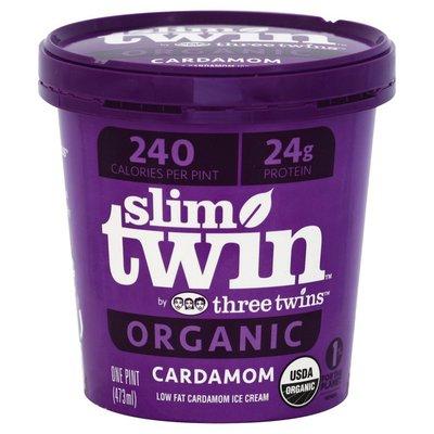 Three Twins Ice Cream, Organic, Cardamom